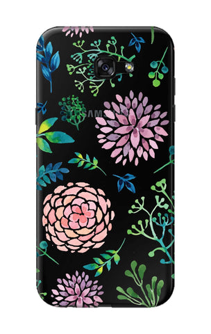 Lillies, Orchids And Leaves Samsung A7 2017 Cases & Covers Online