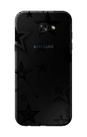 Black Stars Samsung A7 2017 Cases & Covers Online