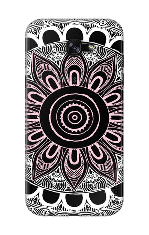 Pink Mandala Samsung A7 2017 Cases & Covers Online