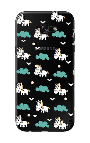 Unicorn In The Clouds Samsung A7 2017 Cases & Covers Online
