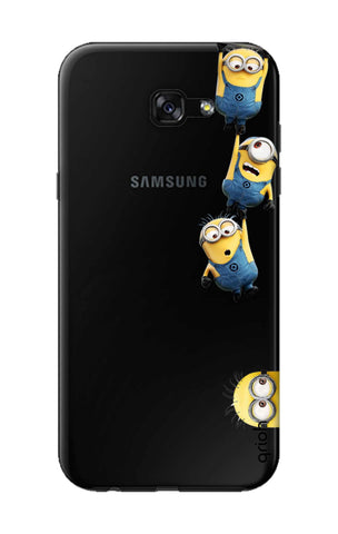 Falling Minions Samsung A7 2017 Cases & Covers Online