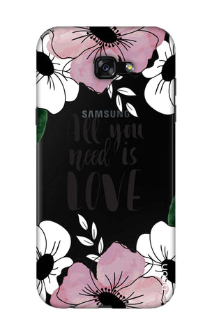 All You Need is Love Samsung A7 2017 Cases & Covers Online