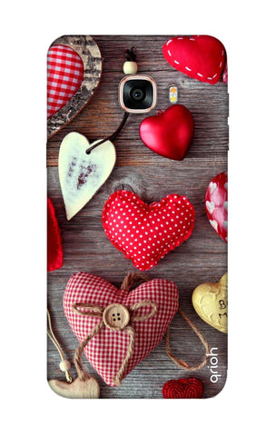 Be Mine Samsung C7 Pro Cases & Covers Online