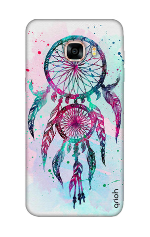 Dreamcatcher Feather Samsung C7 Pro Cases & Covers Online
