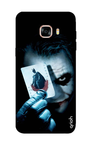 Joker Hunt Samsung C7 Pro Cases & Covers Online