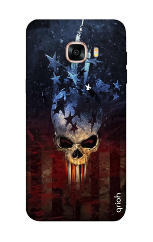 Star Skull Samsung C7 Pro Cases & Covers Online