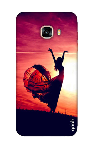 Free Soul Samsung C7 Pro Cases & Covers Online