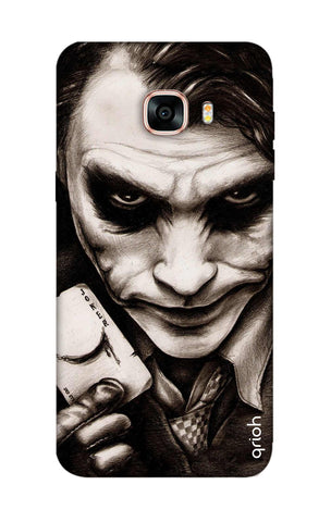 Why So Serious Samsung C7 Pro Cases & Covers Online