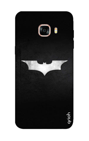 Grunge Dark Knight Samsung C7 Pro Cases & Covers Online