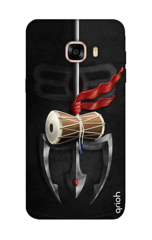 Mahadev Trident Samsung C7 Pro Cases & Covers Online