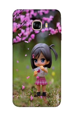 Cute Girl Samsung C7 Pro Cases & Covers Online