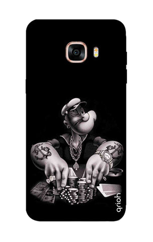 Rich Man Samsung C7 Pro Cases & Covers Online
