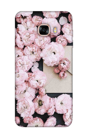 Roses All Over Samsung C7 Pro Cases & Covers Online
