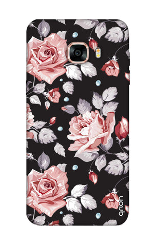 Shabby Chic Floral Samsung C9 Pro Cases & Covers Online