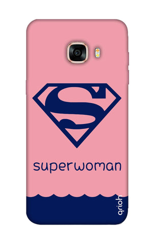 Be a Superwoman Samsung C9 Pro Cases & Covers Online