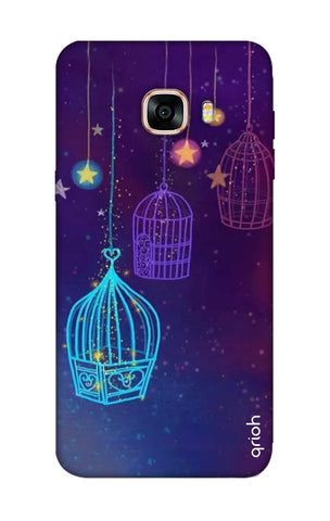 Cage In The Dark Samsung C9 Pro Cases & Covers Online