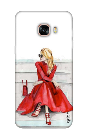 Definite Diva Samsung C9 Pro Cases & Covers Online