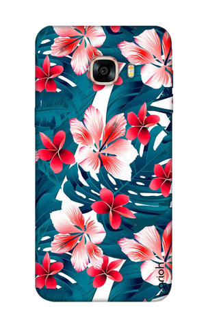 Floral Jungle Samsung C9 Pro Cases & Covers Online