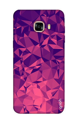 Purple Diamond Samsung C9 Pro Cases & Covers Online