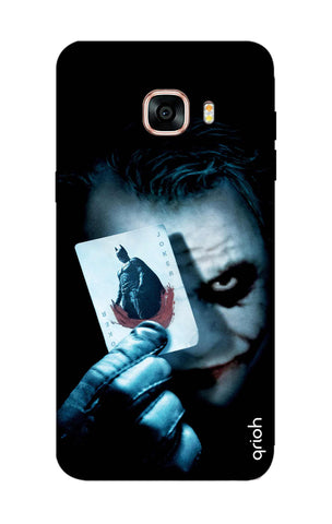 Joker Hunt Samsung C9 Pro Cases & Covers Online