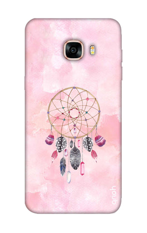 Pink Dreamcatcher Samsung C9 Pro Cases & Covers Online