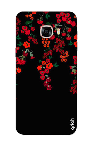 Floral Deco Samsung C9 Pro Cases & Covers Online
