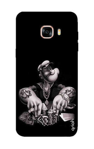 Rich Man Samsung C9 Pro Cases & Covers Online