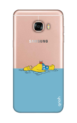Simpson Chill Samsung C9 Pro Cases & Covers Online