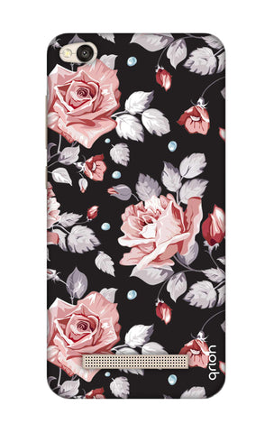 Shabby Chic Floral Xiaomi RedMi 4A Cases & Covers Online