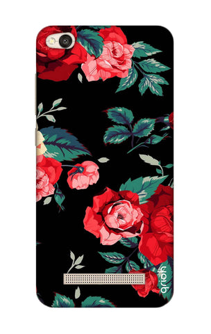 Wild Flowers Xiaomi RedMi 4A Cases & Covers Online