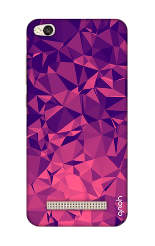 Purple Diamond Xiaomi RedMi 4A Cases & Covers Online