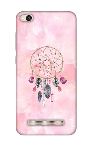 Pink Dreamcatcher Xiaomi RedMi 4A Cases & Covers Online