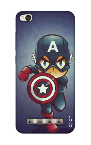Toy Capt America Xiaomi RedMi 4A Cases & Covers Online
