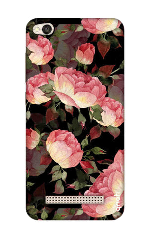 Watercolor Roses Xiaomi RedMi 4A Cases & Covers Online