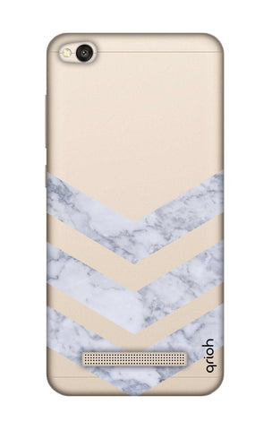 Marble Chevron Xiaomi RedMi 4A Cases & Covers Online