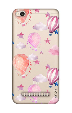 Flying Balloons Xiaomi RedMi 4A Cases & Covers Online