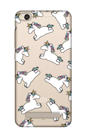 Jumping Unicorns Xiaomi RedMi 4A Cases & Covers Online
