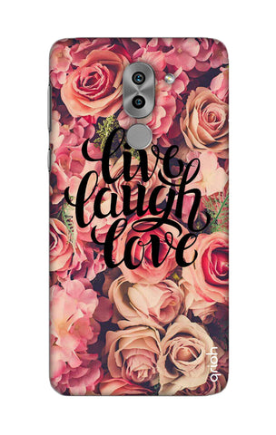 Floral Live, Laugh, Love Honor 6X Cases & Covers Online
