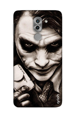 Why So Serious Honor 6X Cases & Covers Online