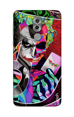 Color Pop Joker Honor 6X Cases & Covers Online