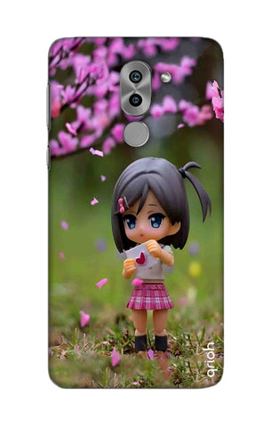 Cute Girl Honor 6X Cases & Covers Online