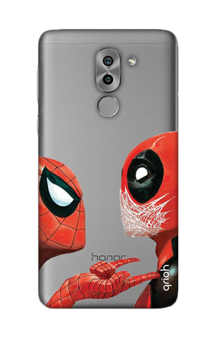 Sup Deadpool Honor 6X Cases & Covers Online