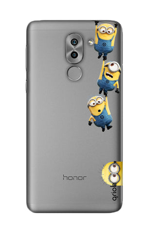 Falling Minions Honor 6X Cases & Covers Online