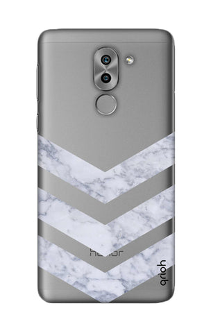 Marble Chevron Honor 6X Cases & Covers Online