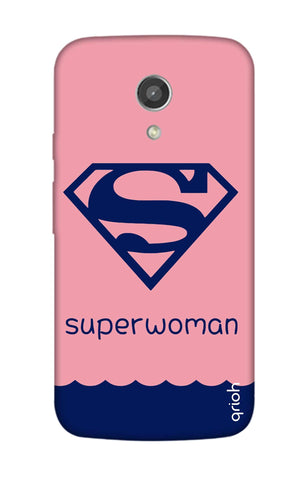 Be a Superwoman Motorola Moto G2 Cases & Covers Online