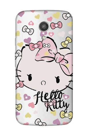 Bling Kitty Motorola Moto G2 Cases & Covers Online