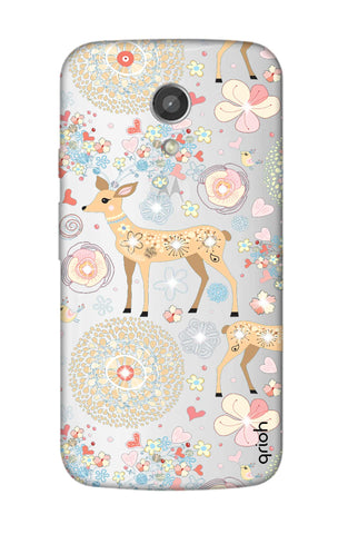 Bling Deer Motorola Moto G2 Cases & Covers Online