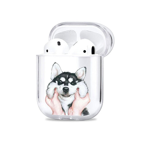 Cute Dog Airpods Cover - Flat 35% Off On Airpods Covers
