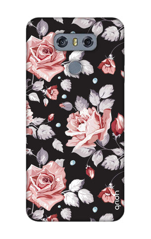 Shabby Chic Floral LG G6 Cases & Covers Online