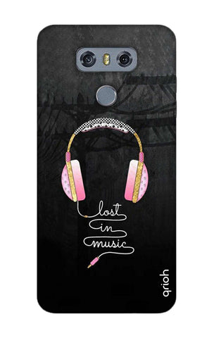 Lost In Music LG G6 Cases & Covers Online